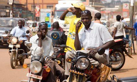Africa's mobile economic revolution | spatial information | Scoop.it