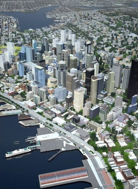 Could Virtual Cities Make Our Real Cities Smarter? | Architecture, design & algorithms | Scoop.it