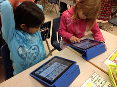 Peeking Into Division 18: Tens Frames Math | iPads & Education | Scoop.it