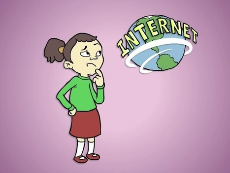 17 Cartoon Videos Explaining the Internet and Internet Safety to Kids: NetSafe - Epis.1- | Be  e-Safe | Scoop.it