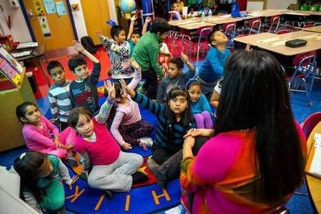 Illinois School Report Card: Enrollment of minority students to surpass white students | Latino Students in US | Scoop.it