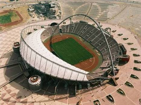 Estadios del Mundial de Fútbol Qatar 2022 - Noticias de Arquitectura | Futbol | Scoop.it