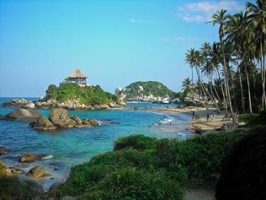 PARQUE TAYRONA -SANTA MARTA   lo mejores paisajes del mundo   Scoop.it