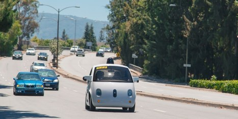 Google's self-driving cars can circle the equator 5 times an hour | Nerd Vittles Daily Dump | Scoop.it