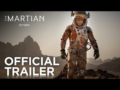 The Martian | Official Trailer [HD] | 20th Century FOX | Makelifeeasy.in | Scoop.it