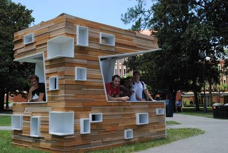 Community Based Design is Changing the Way We Learn Architecture | Crowdfunded Architecture | Scoop.it
