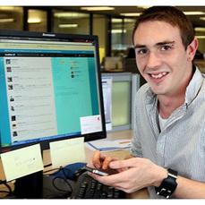 ¿Bloquear o no bloquear las redes sociales en el trabajo? : Marketing Directo   AntroSocial   Scoop.it