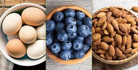 9 aliments pour des ongles solides et des cheveux épais | La santé autrement et naturellement | Scoop.it