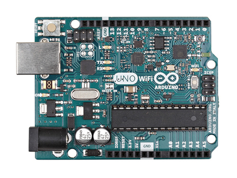 Arduino UNO WiFi | Raspberry Pi | Scoop.it