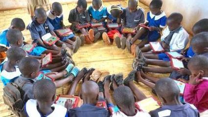 Sonatel lance un projet d'éducation numérique pour l'Afrique - Agence Ecofin | Veille Education | Scoop.it