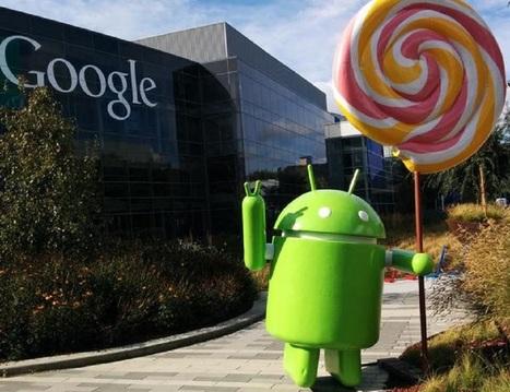 Le meilleur d'Android Lollipop en 8 GIFs ! | Techno News | Scoop.it