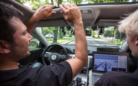 Robocars will take us out of driver's seat - Telegraph | Workplace Automation | Scoop.it