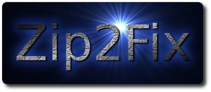 Zip2Fix : utilitaire pour extraire un fichier d'une archive zip corrompue | Je, tu, il... nous ! | Scoop.it