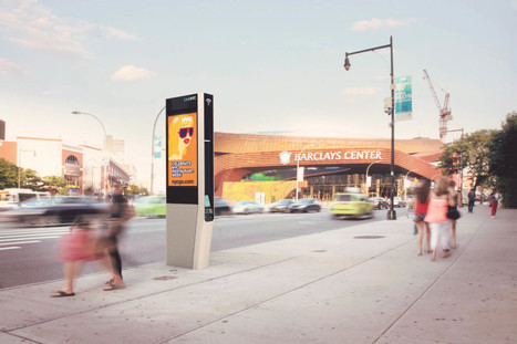 Google's Sidewalk Labs takes over plans to line NYC streets with free Wi-Fi hubs | Geeks | Scoop.it