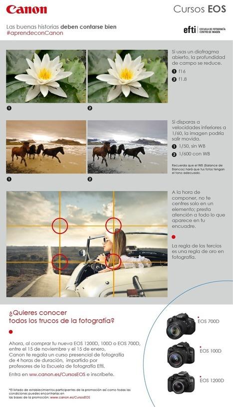 Aprende a contar buenas historias con tus fotos #AprendeconCanon | CoMarSo -Comunicación, Marketing y Social Media | Scoop.it