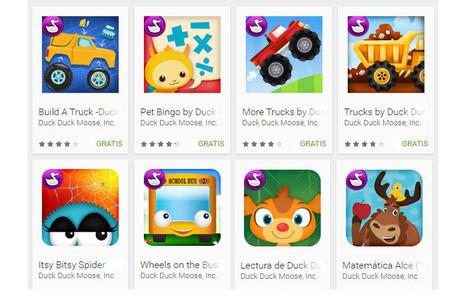 Khan Academy agrega 21 aplicaciones educativas gratuitas para niños | Aprendiendoaenseñar | Scoop.it