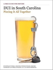 Free eBook on DUI in South Carolina ▪ Charleston DUI Lawyer | DUI & Criminal Law | Scoop.it