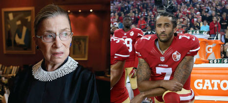 "When Our (White) Feminist Heroes Fail Us: On ""Notorious RBG"" and Colin Kaepernick 