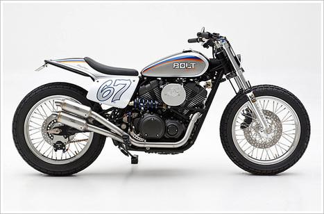 Yamaha Star Bolt by JPDCustoms - Pipeburn - Purveyors of Classic Motorcycles, Cafe Racers & Custom motorbikes | motos | Scoop.it