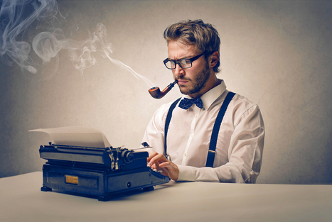 7 Things Content Marketers Can Learn From Fiction Writers | Content Marketing | Scoop.it