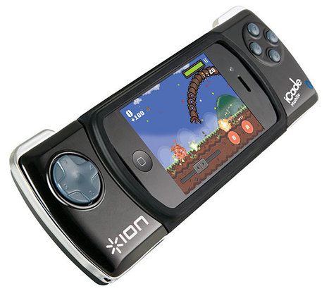 Take iOS Gaming To The Next Level With iCade Mobile   Winning The Internet   Scoop.it