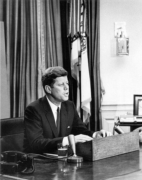11 juin 1963 : Allocution radiotélévisée au peuple américain sur les droits civiques - John F. Kennedy Presidential Library & Museum | Que s'est il passé en 1963 ? | Scoop.it