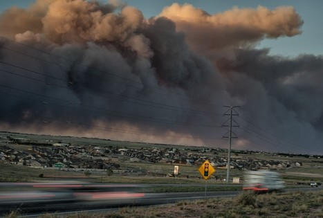 Western Wildfire Woes — And How to Avoid Them | Flash Science News | Scoop.it