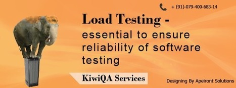 Software Testing: Avail Load Testing Service To Have A Robust Software | kiwiqa | Scoop.it