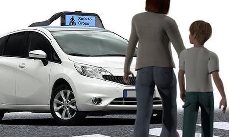 Drive.ai Solves Autonomous Cars' Communication Problem | Post-Sapiens, les êtres technologiques | Scoop.it