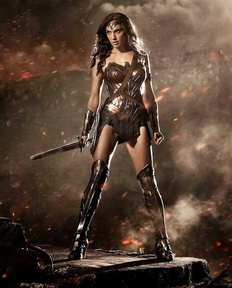 WONDER WOMAN: Gal Gardot, esce la prima FOTO! - JIMI PARADISE™ | WEBOLUTION! | Scoop.it