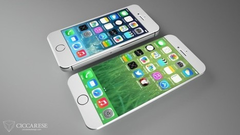 The Most Realistic iPhone 6 Concept We've Seen Yet [Gallery] | Macwidgets..some mac news clips | Scoop.it