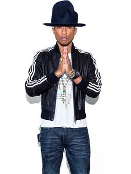 Happy : Pharrell Williams devient designer pour Adidas Originals - Grazia | Architecte d'intérieur | Scoop.it
