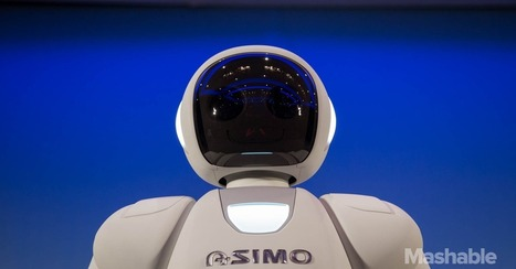 I, for One, Welcome Our New Robot Underlings | leapmind | Scoop.it