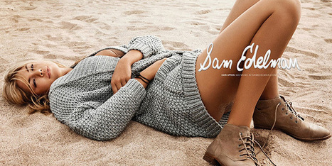 Kate Upton for Sam Edelman Spring/Summer 2014 | Daily Female Models | Female Magazine | Scoop.it