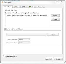 Cómo extraer el sonido de un video ~ Docente 2punto0 | Las TIC y la Educación | Scoop.it
