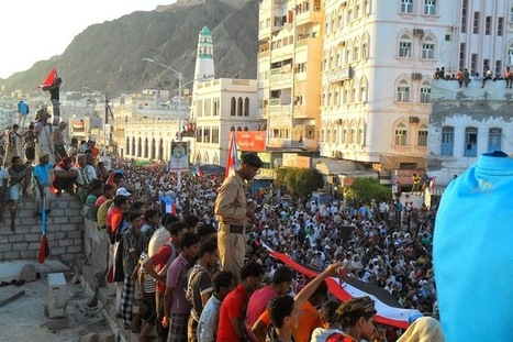 Thousands Rally In Mukalla, Hadhramout | Out Of Hadhramout | Scoop.it