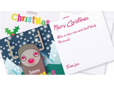 Free Christmas card maker   Digital Presentations in Education   Scoop.it