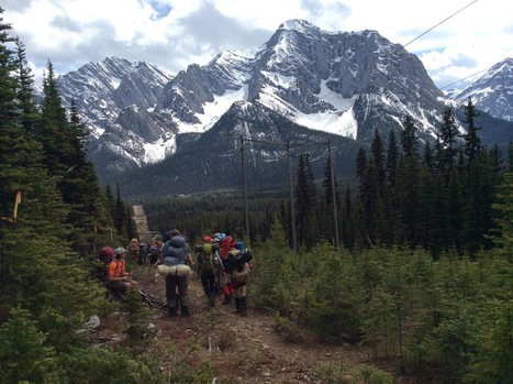 Connect!: Beyond the Destination: A reflection on outdoor education | research interest | Scoop.it