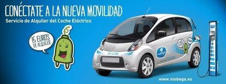 Alquila tu coche eléctrico por 15€/día. MOBEGA | Cosas que interesan...a cualquier edad. | Scoop.it