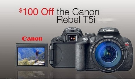 Amazon coupons 10% discounts on high end camera | Amazing savings | Scoop.it