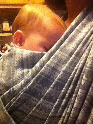 Why I don't recommend the baby bjorn style carriers   small things nyc   Babywearing   Scoop.it