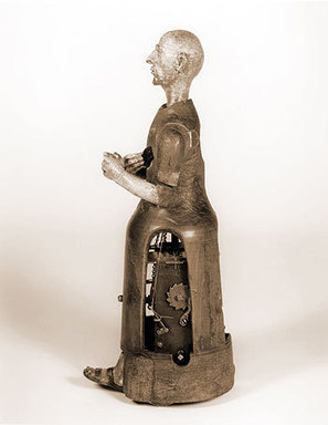 This 450-year-old clockwork monk is fully operational | The Ecletic Life | Scoop.it