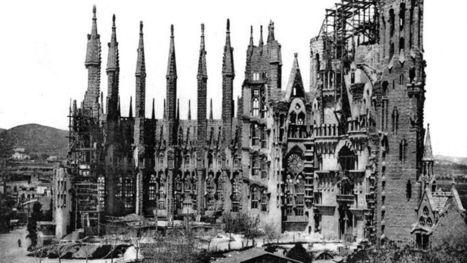 La Sagrada Familia enfin achevée en 2026 | L'Etablisienne, un atelier pour créer, fabriquer, rénover, personnaliser... | Scoop.it
