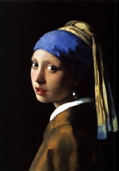 Image: The Girl with the Pearl Earring by Vermeer | Tracy's Midsummer Night's Dream | Scoop.it