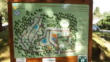 Saint-Amand-les-Eaux: visitons le camping du Mont des Bruyères ... - La Voix du Nord | Developpement Durable et Ressources Dumaines | Scoop.it