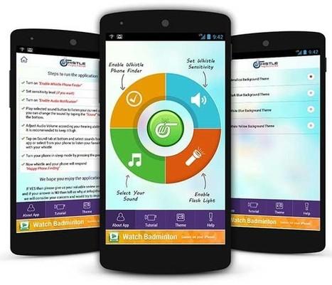 Silbato Buscador de Teléfono, silba para encontrar tu móvil - tuexpertoapps.com   Educacion, ecologia y TIC   Scoop.it