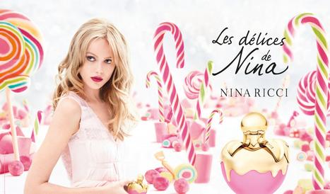 Les Délices de Nina : un parfum gourmand pour bien commencer l'année 2015 | Les parfums de marque à prix cassé | Scoop.it