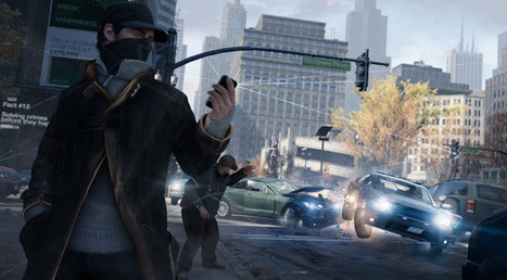 Ubisoft's Watch Dogs highlights the down side of smart cities (preview) | Friday Thinking 10 May 2013 | Scoop.it