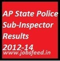 apstatepolice.org AP State Police Sub-Inspector Results with cut off Marks 2012-14 Answer Key | Career Scoopit | Scoop.it