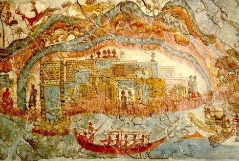 La civilisation minoenne viendrait d'Europe - Science et Vie | Egypte antique | Scoop.it